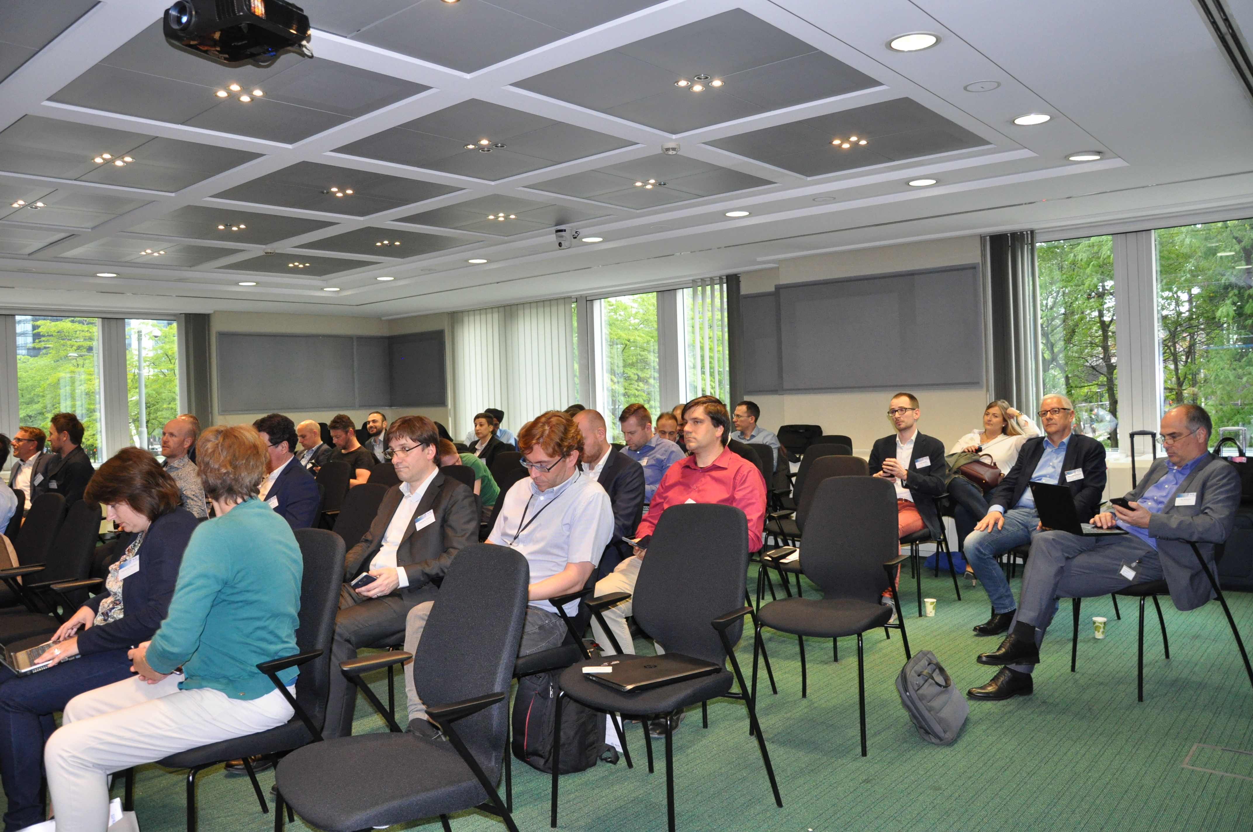 TN-ITS Activity Workshop - Brussels, 28 May 2019